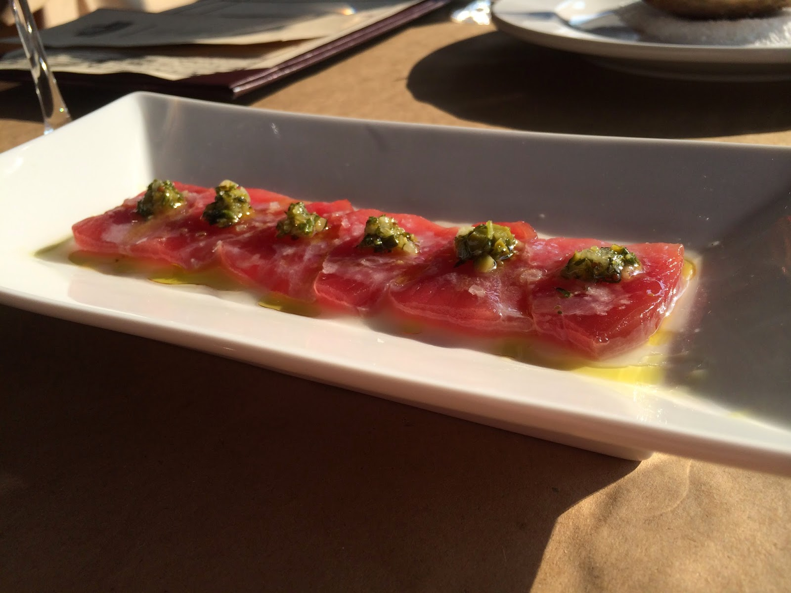 Packing House - Chicago - Ahi Tuna