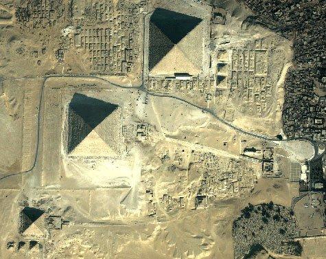 Giza – the Time Machine  Giza_satellite_sm