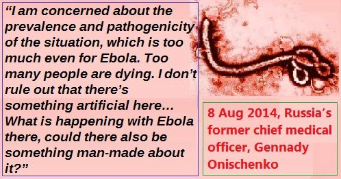The Five Biggest Lies About 'Ebola' Being Pshed by Government and Mass Media