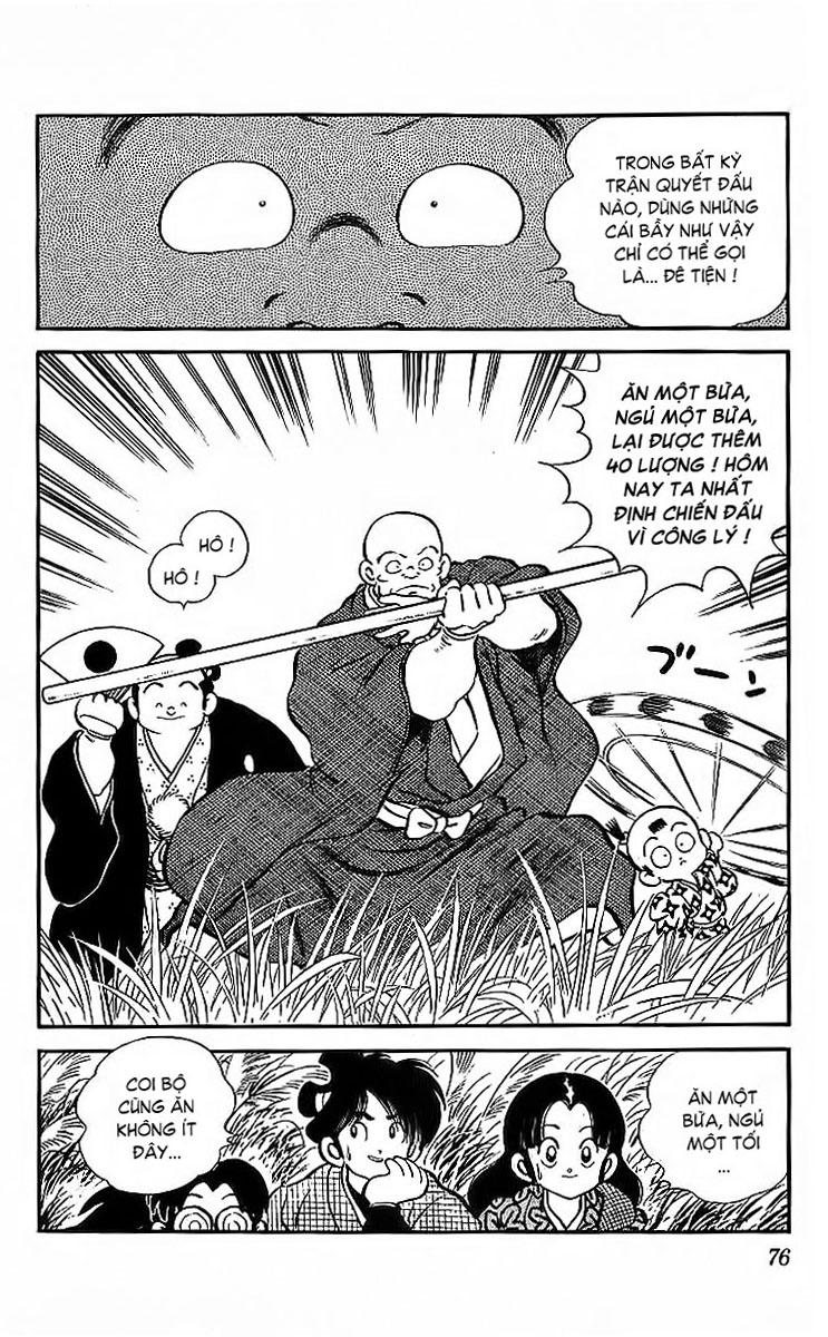 Nijiiro Togarashi - Ớt Bảy Màu chap 43 - Trang 18