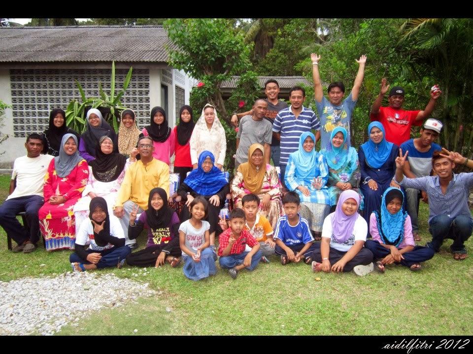 Keluarga Siti Hajar