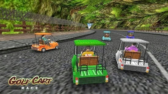 Golf Cart Race v1.0 APK+DATA