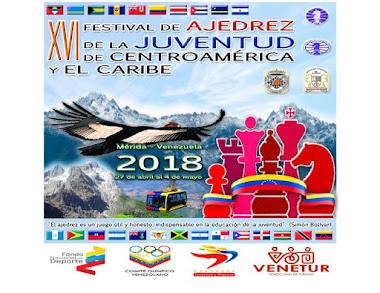 XVI Festival de Ajedrez de la Juventud de Centroamérica y el Caribe (Clic a la imagen)