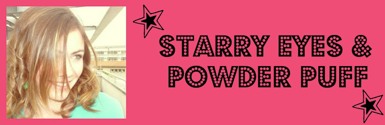 Starry eyes & Powder puff