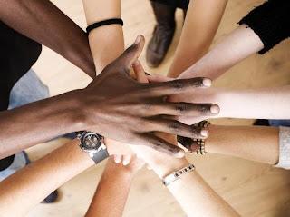 Hacer el bien, compartir, unidos para vivir el Reino