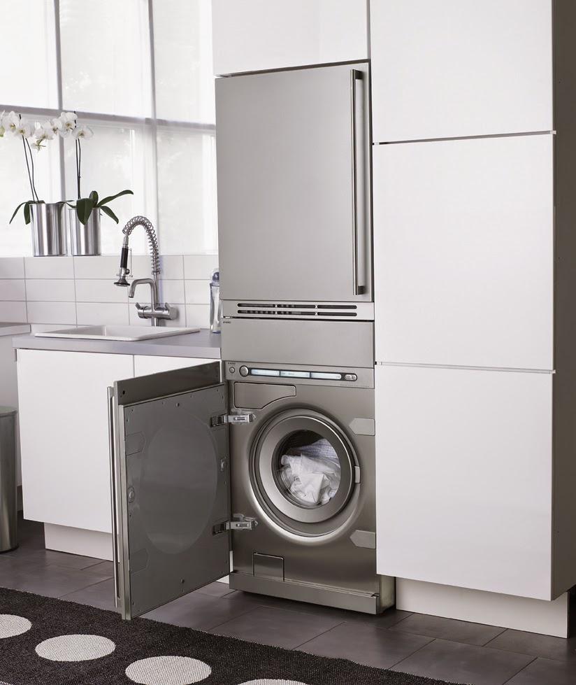Decotips integrar la zona de lavadero en la cocina for Lavadero decoracion