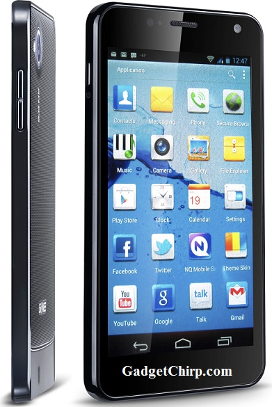 Gionee Dream D1 : Full Specs and Features