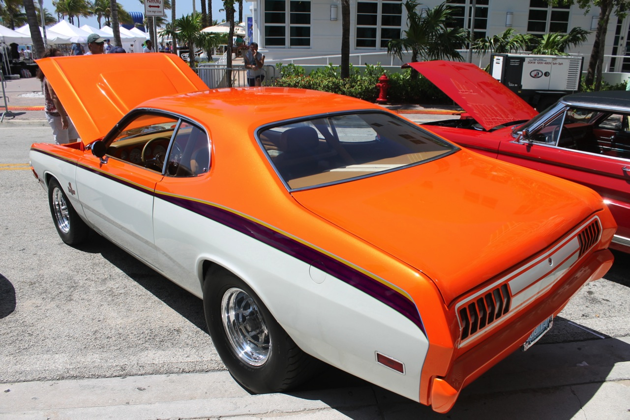 Fort Lauderdale Great American Beach Party Muscle Car And Hot