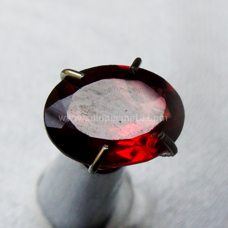 Batu Permata Red Garnet - SP969