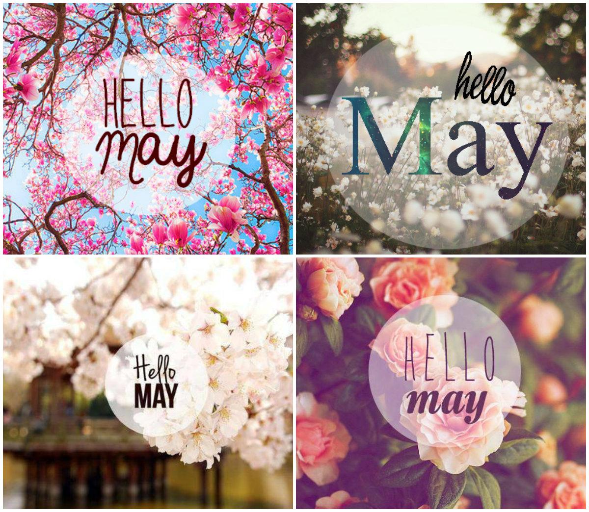 Hello, May! | p-S's w.o.r.l.d.
