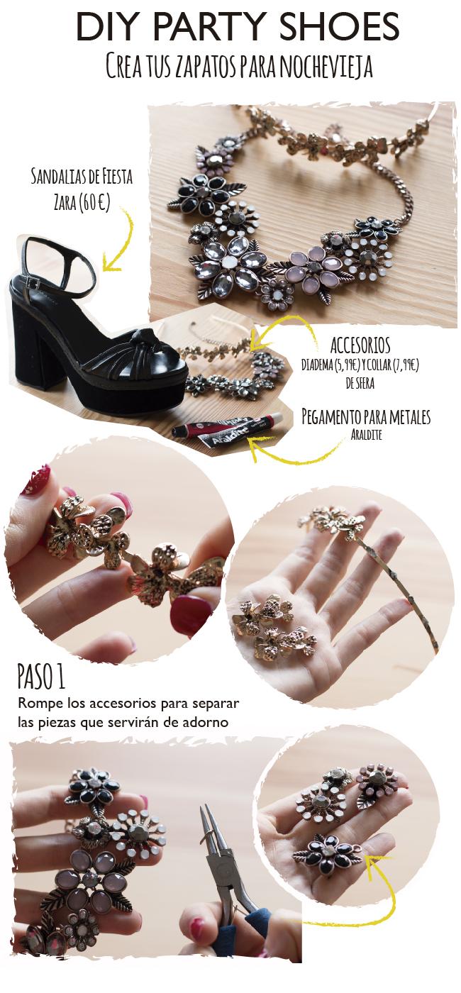 12b367d2fac70 Dare to DIY  DIY Zapatos inspirados en Dolce   Gabbana