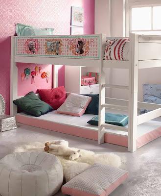 decorar habitación infantil pequeña