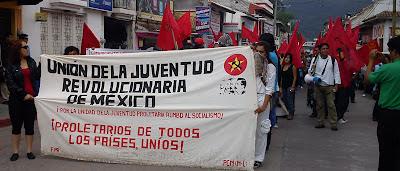 Ahora es por la revolución proletaria!