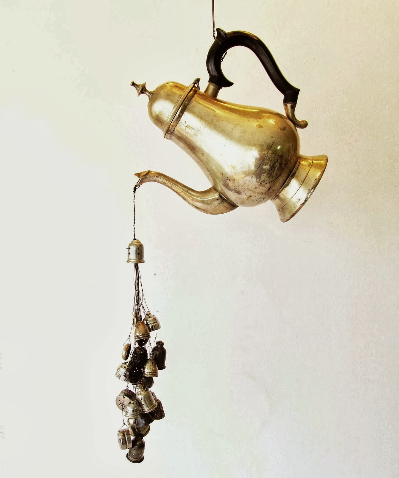 Silver pitcher art