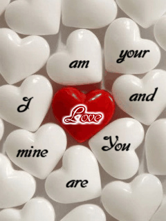 Cute Animated Love Heart Wallpapers For Mobile U Cell Phone