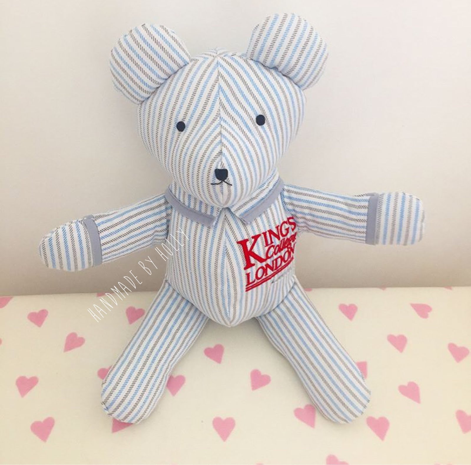 Memory Bear (Uniform) £20