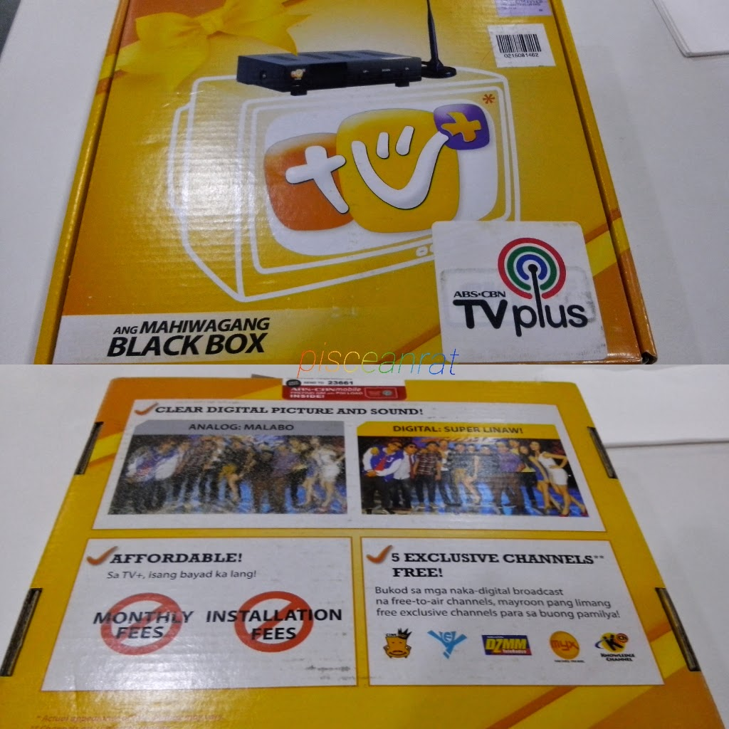 abs cbn tv plus, review, price, made in,