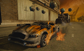#20 Twisted Metal Wallpaper