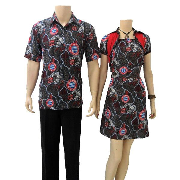 Model Baju Batik Terbaru 2013 2014
