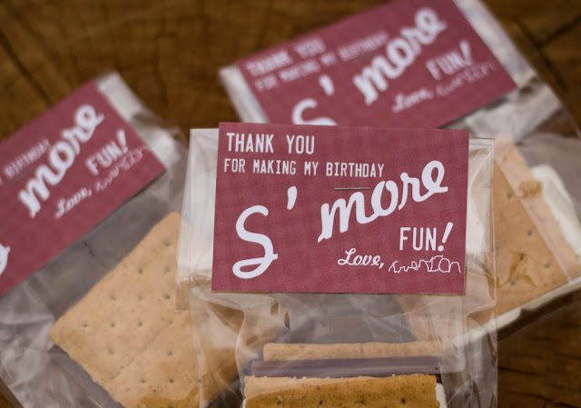 Smore Fun Classroom Treats - My Insanity
