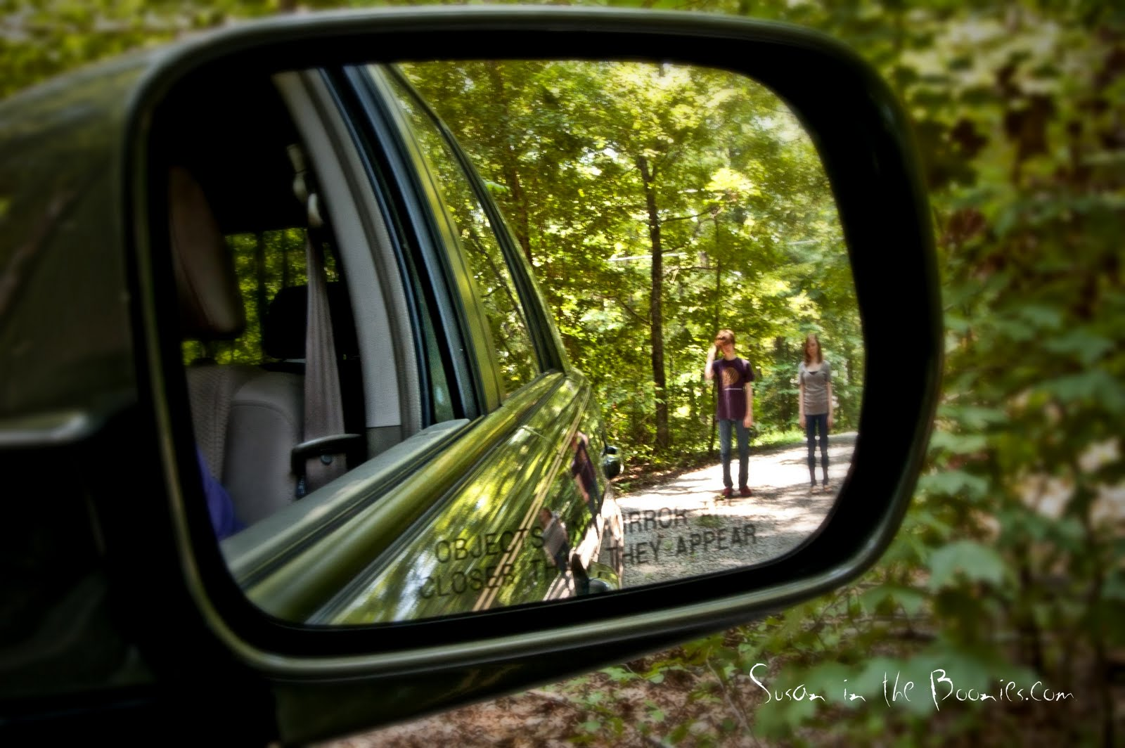A look at homeschooling from the rear view mirror that for Looking mirror