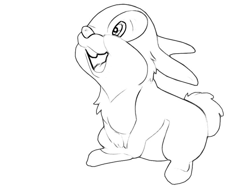 printable-thumper-character-coloring-pages