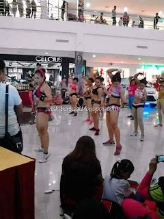 Senam Setengah Telanjng Di Mall PCC Ponorogo Bikin Geger Dunia Maya