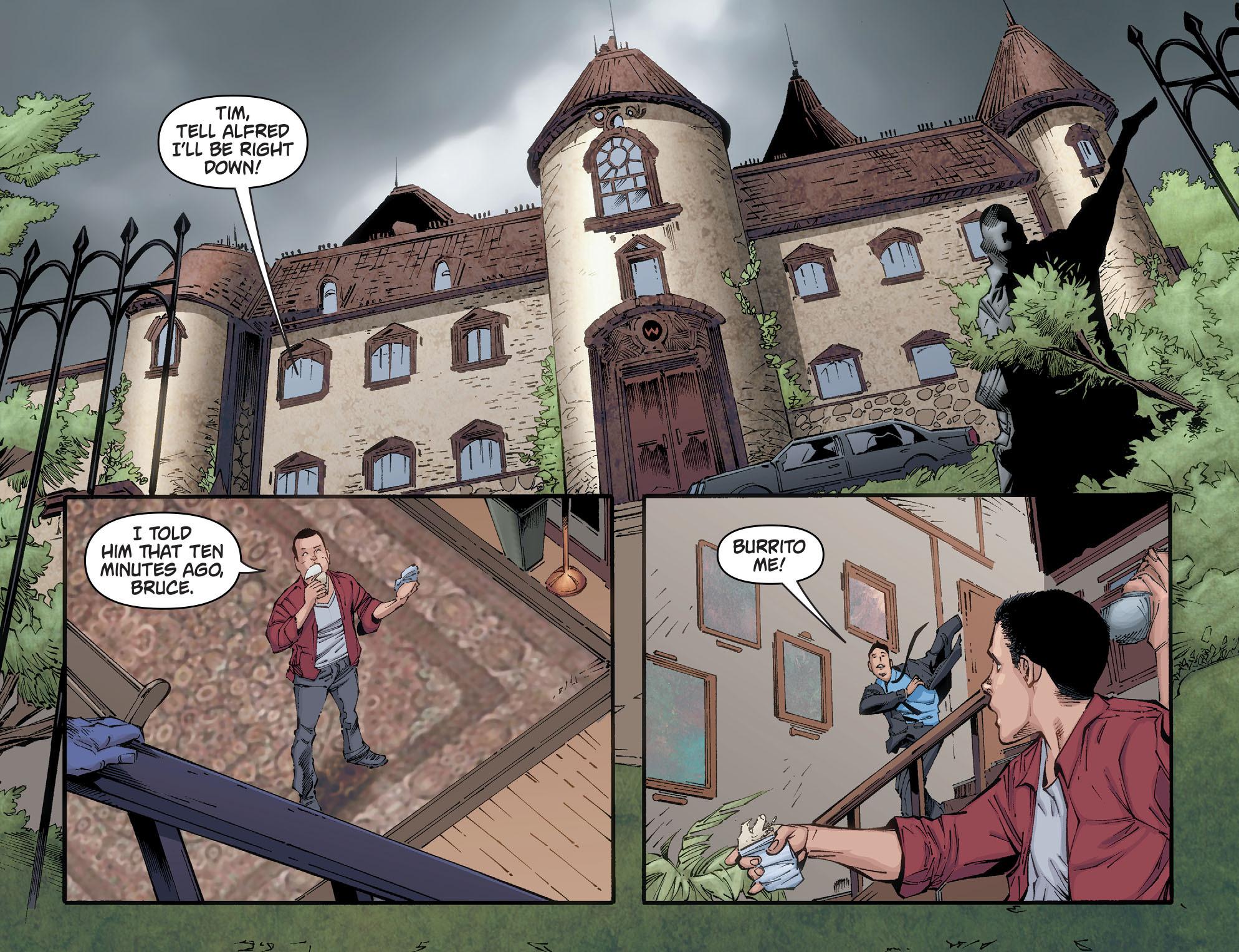 Batman: Arkham Knight [I] Issue #7 #9 - English 13