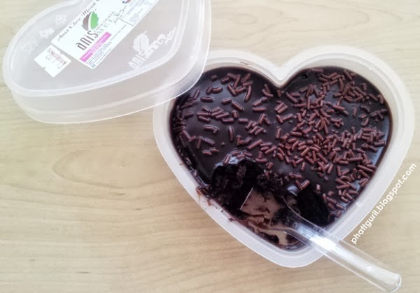 Anis Moist Chocolate Cake Recipe