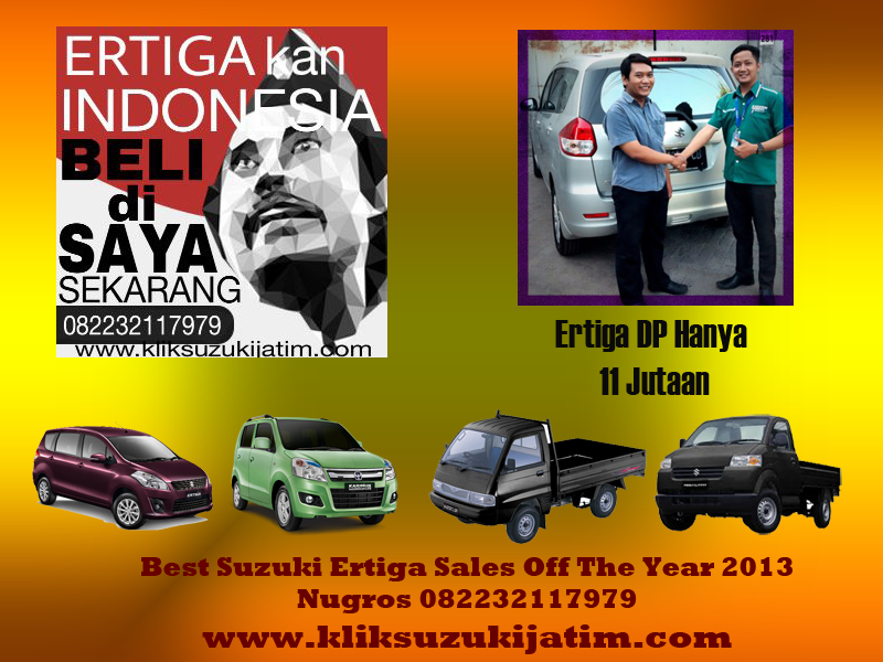 Klik Suzuki Jatim Harga Ertiga UMC Suzuki Dan SBT Surabaya Gresik Pasuruan Tlp Nugros 082232117979