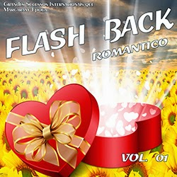 Flash Back Romantico Vol.1 Frente Baixar CD Flash Back Romântico Vol.1