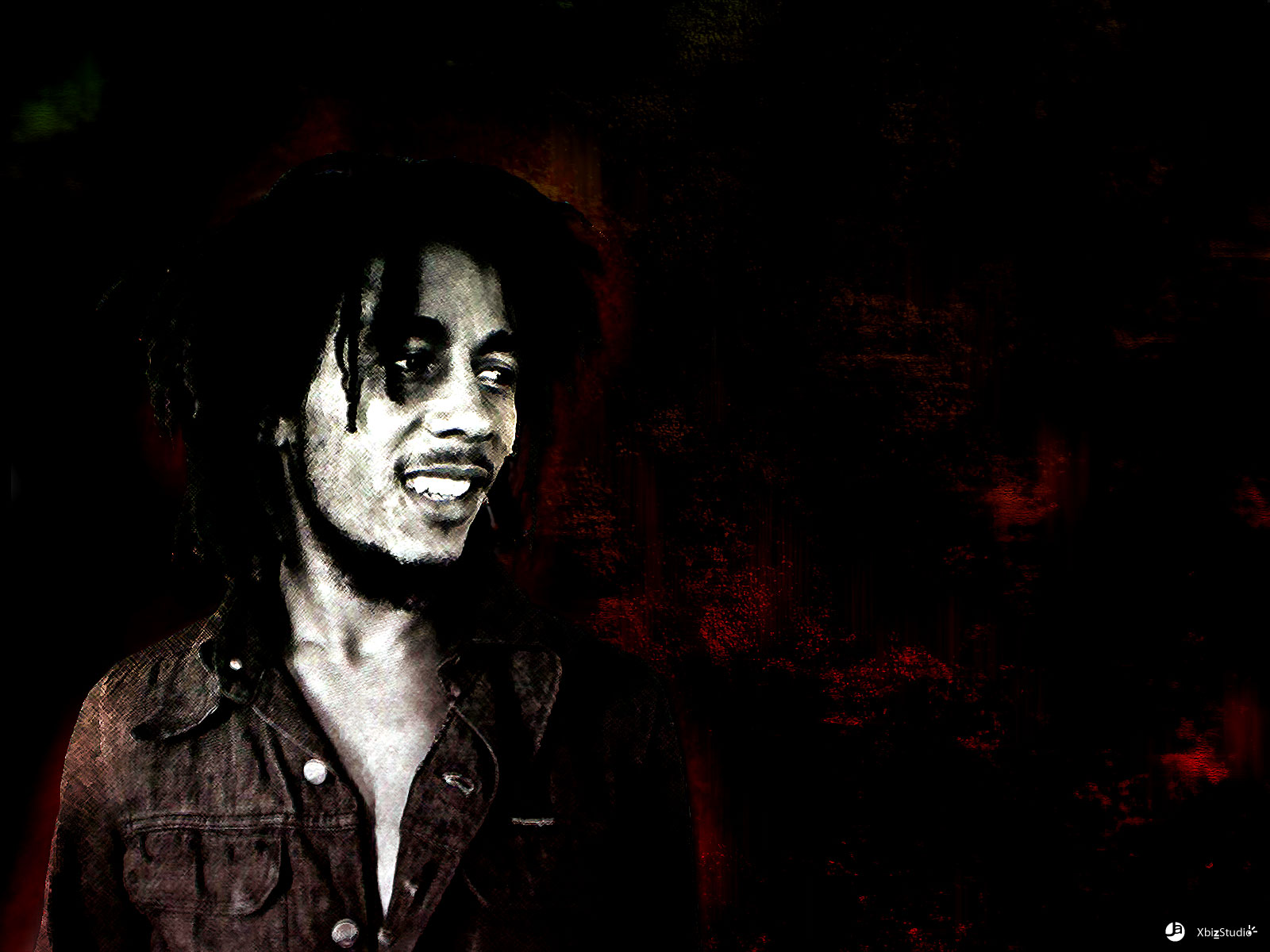 Bob Marley Wallpaper Collection .