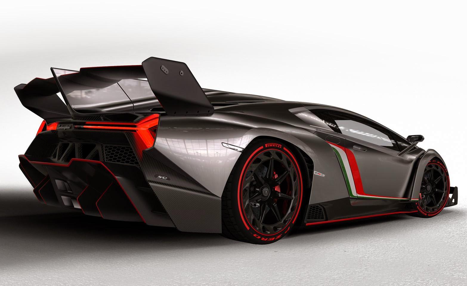 Go Crazy Lamborghini Veneno Roadster
