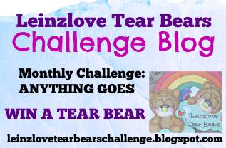 Leinzlove Tear Bears Challenge Blog