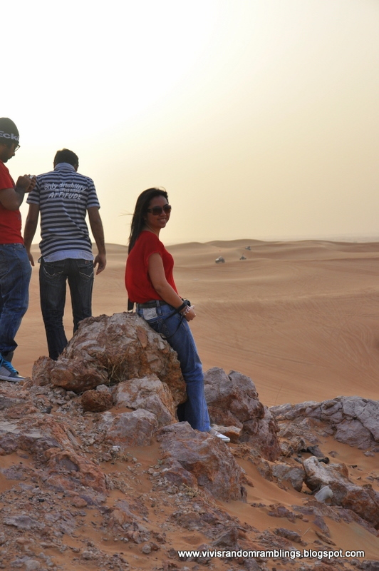 Dubai Desert Safari Adventure at Hatta, Oman Rd.