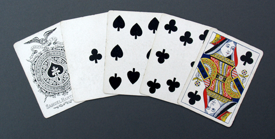 Collectors Playing Cards