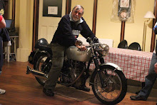 VMT458 at the 2012 Australian Velocette Owners Club National Rally at Bundanoon, NSW.