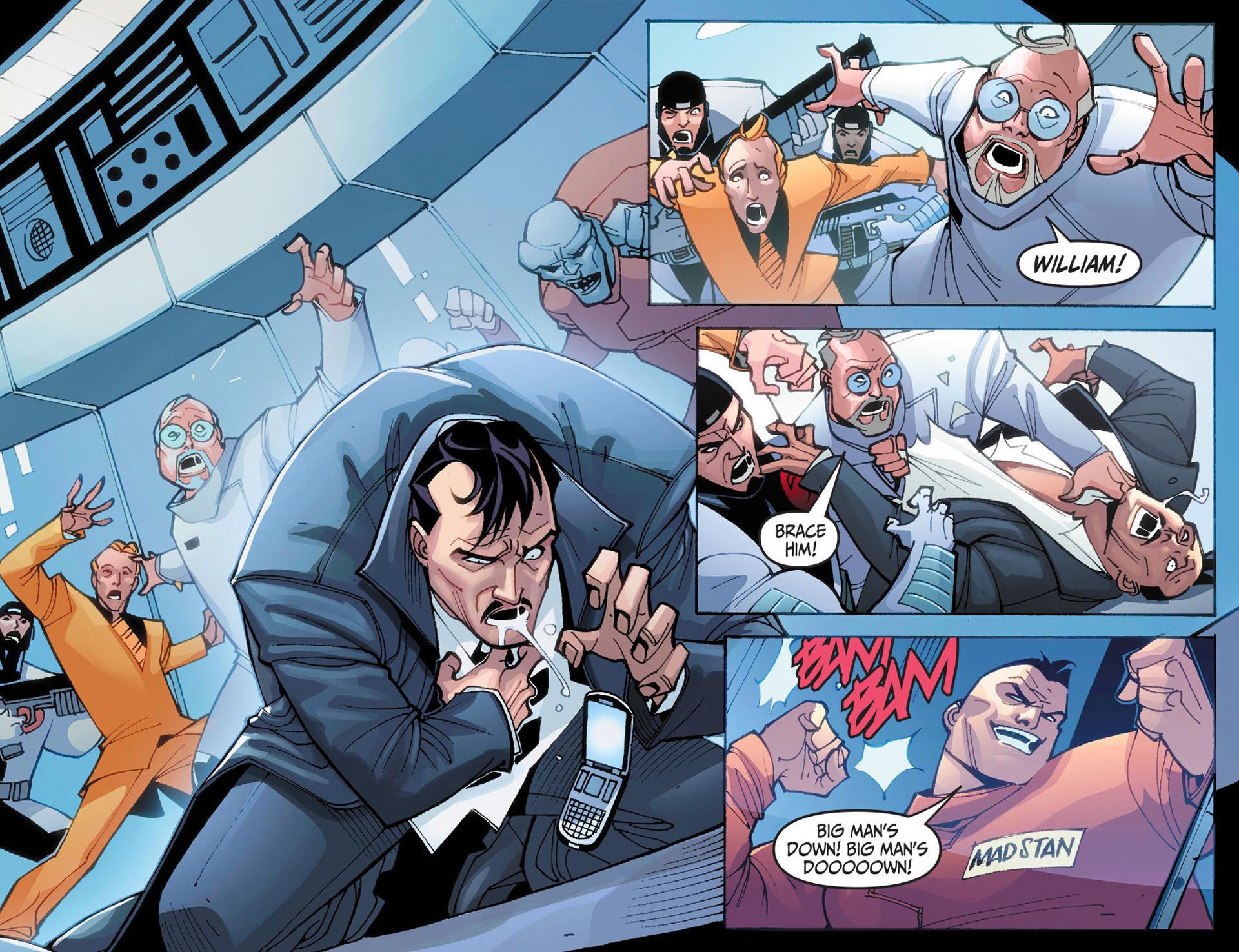 Batman Beyond 2.0 #1 #40 - English 7