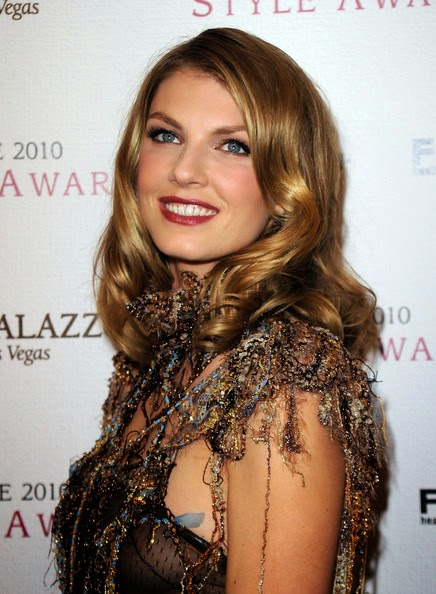 American Model Angela Lindvall Desktop Wallapers