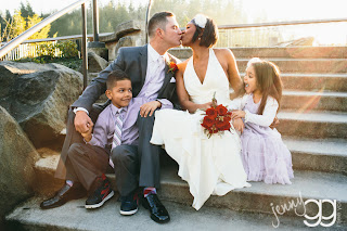 Family - Patricia Stimac, Seattle Wedding Officiant
