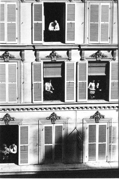 Edouard Boubat. Paris. 1968