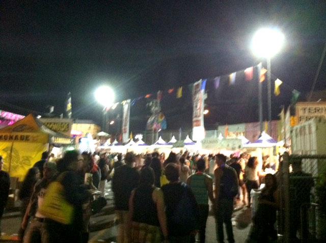 The Los Angeles Gay Pride Festival Experience