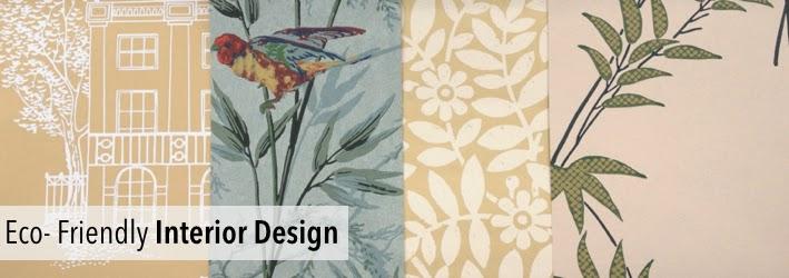 Eco friendly interior design emily may for Eco friendly interior designs