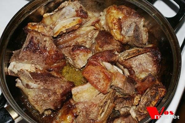 Говяжьи рёбрышки в духовке пошаговый рецепт