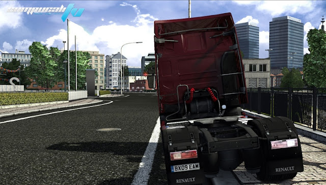 Euro Truck Simulator 2 PC Full Español