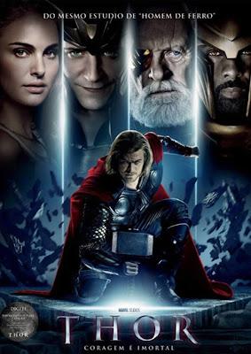 Thor - DVDRip Dual Áudio