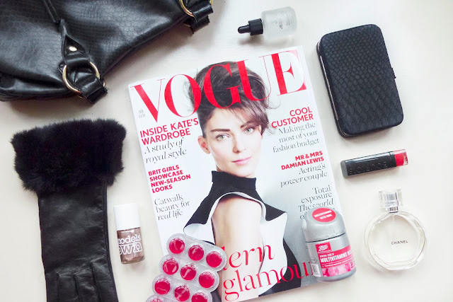 What's In My Handbag: January 2013