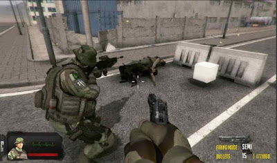 Green Force The Ultimate Commandos PC Game