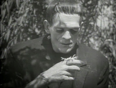 Boris Karloff in Frankenstein (1931)