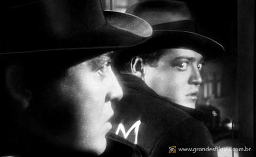 M - O Vampiro de Dusseldorf, de Fritz Lang